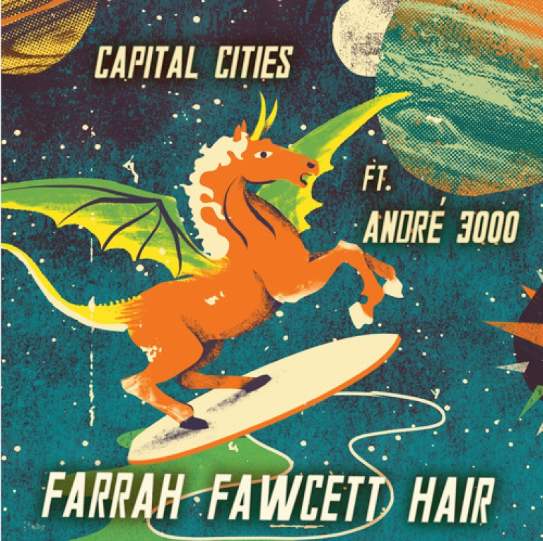Capital Cities - Farrah Fawcett Hair
