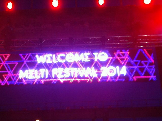 Melt Festival 2014