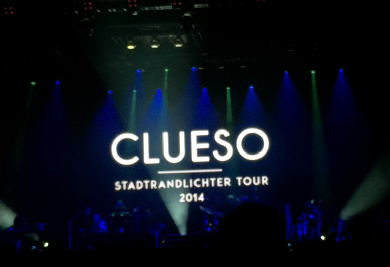 Clueso - live@Max-Schmeling-Halle Berlin - Soundtrack-of-my-life.com