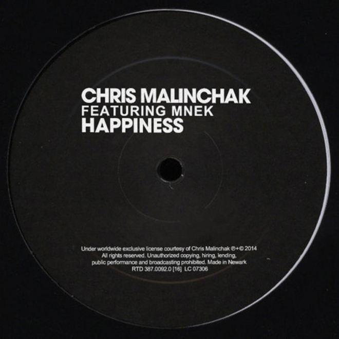 Chris Malinchak feat. MNEK - Happiness