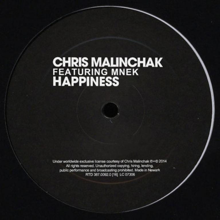 Chris Malinchak feat. MNEK - Happiness