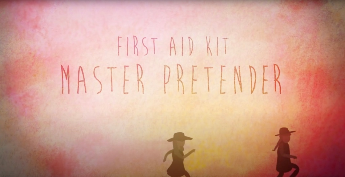 First Aid Kit - Master Pretender