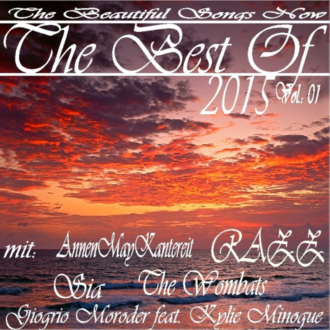 The Best Of 2015 Vol.: 01