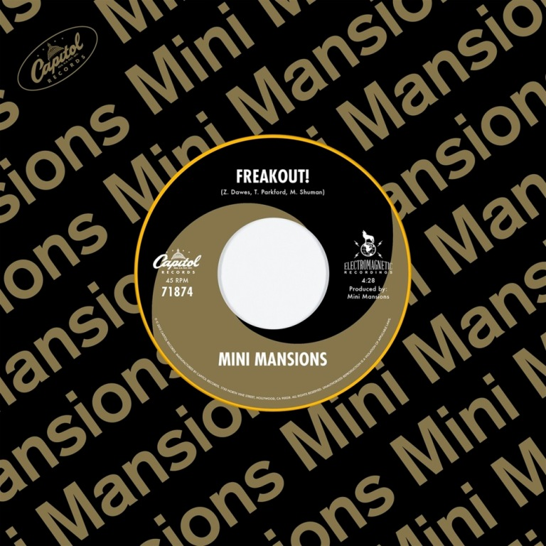 Mini Mansions - Freakout!