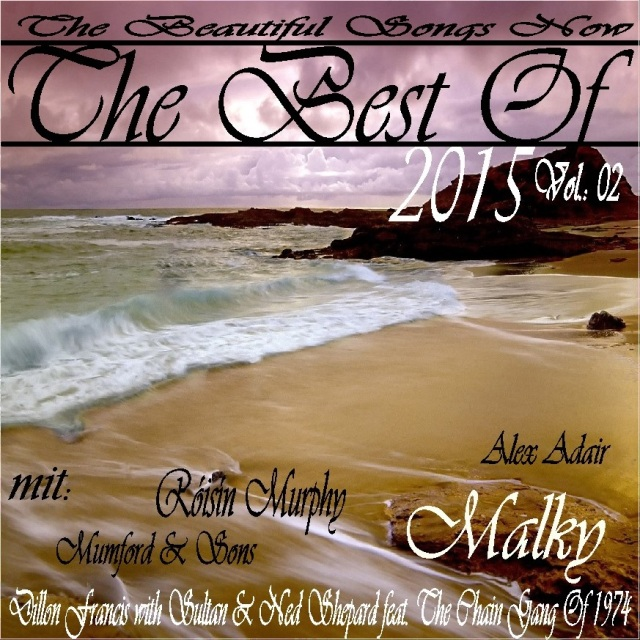 The Best Of 2015 Vol. 02
