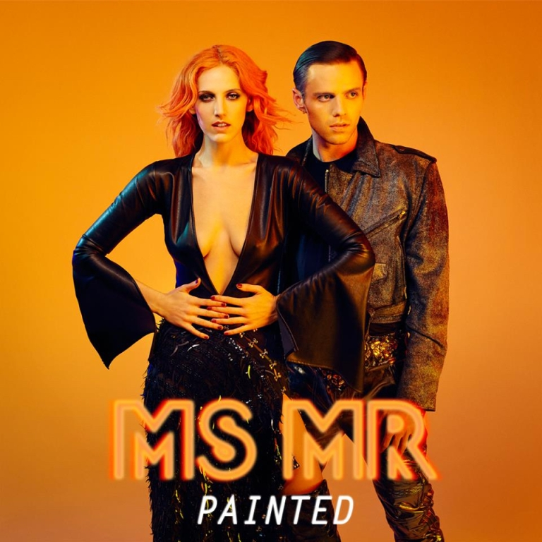 MS MR - Painted