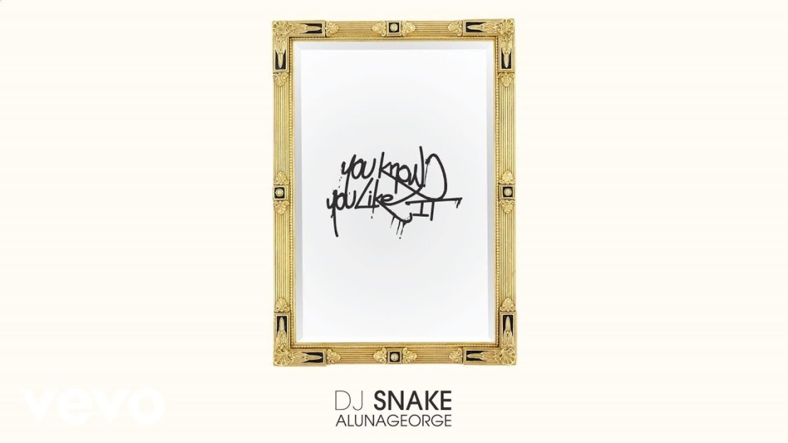 DJ Snake feat. AlunaGeorge - You Know You Like It
