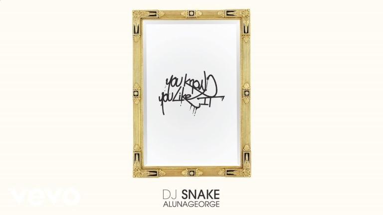 DJ Snake feat. AlunaGeorge - You Know You Like It