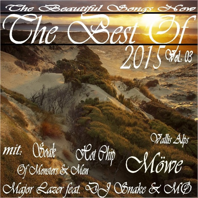 The Best Of 2015 Vol.: 03