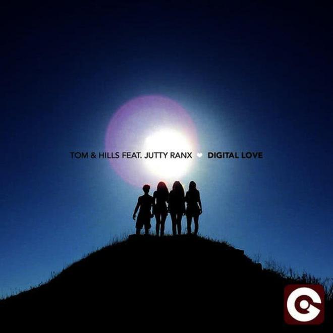 Tom & Hills feat. Jutty Ranx - Digital Love