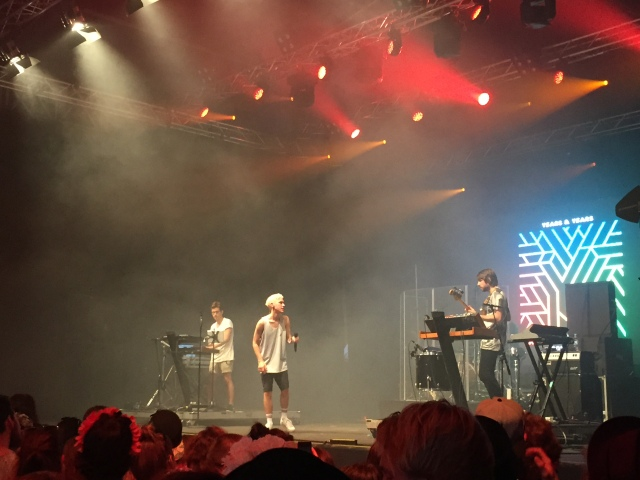 Years & Years @MELT! Festival 2015