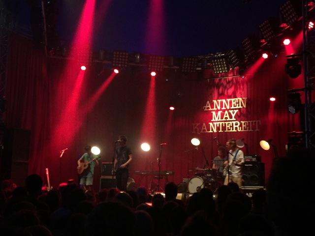 AnnenMayKantereit @MELT! Festival 2015