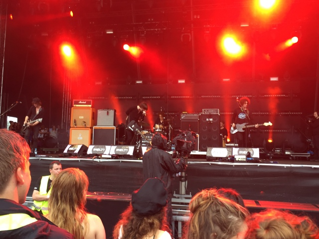 Catfish & The Bottlemen @ MELT! Festival 2015