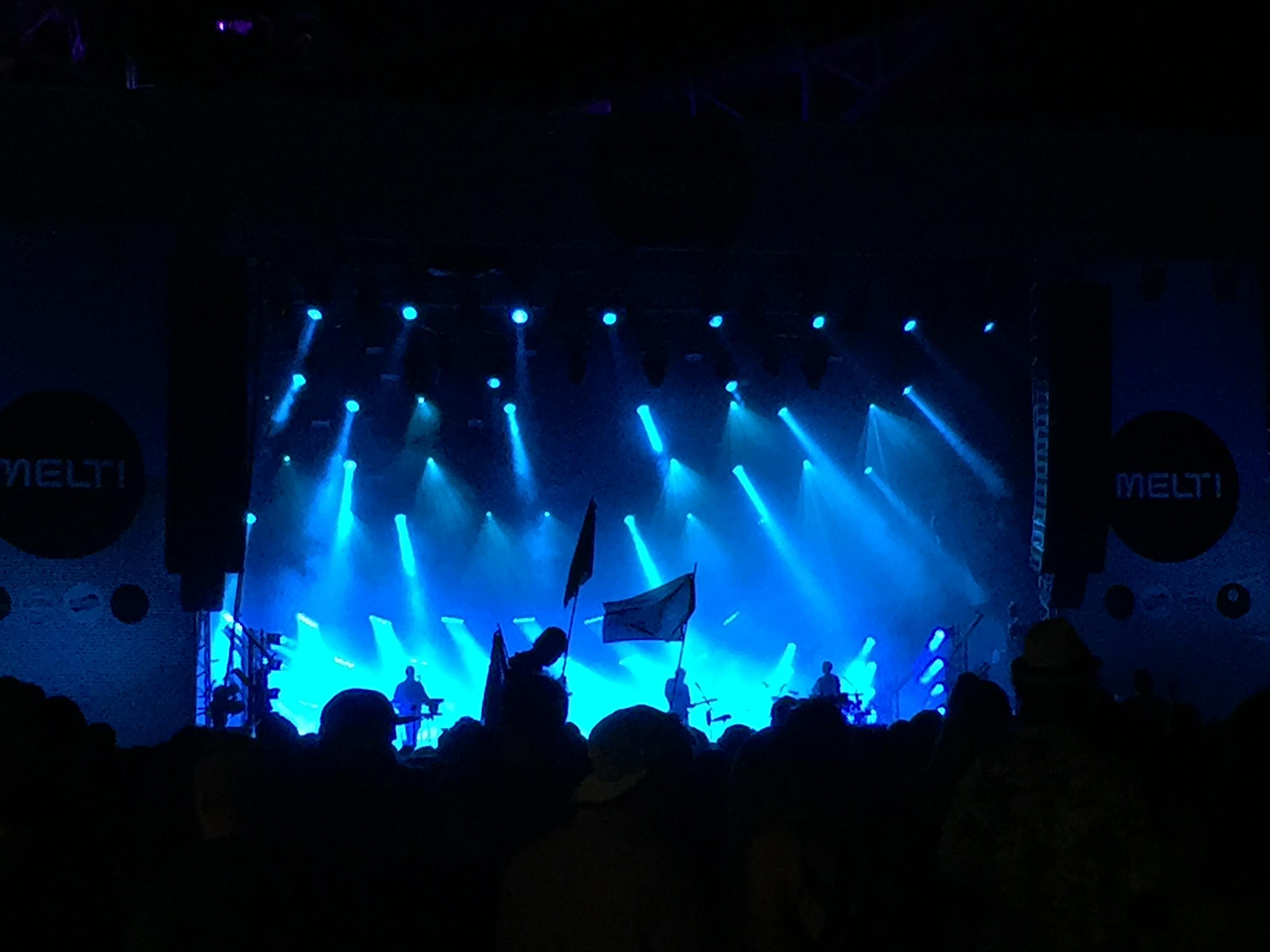 Alt-J @ MELT! Festival 2015