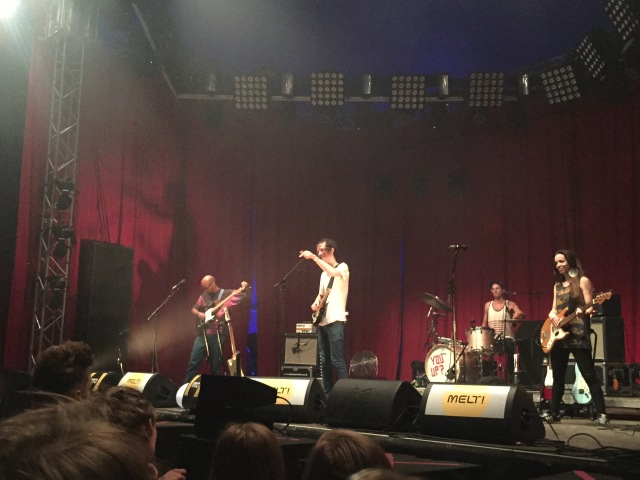 Darwin Deez @ MELT! Festival 2015