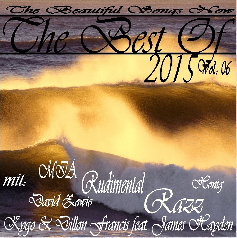 The Best of 2015 Vol. 06