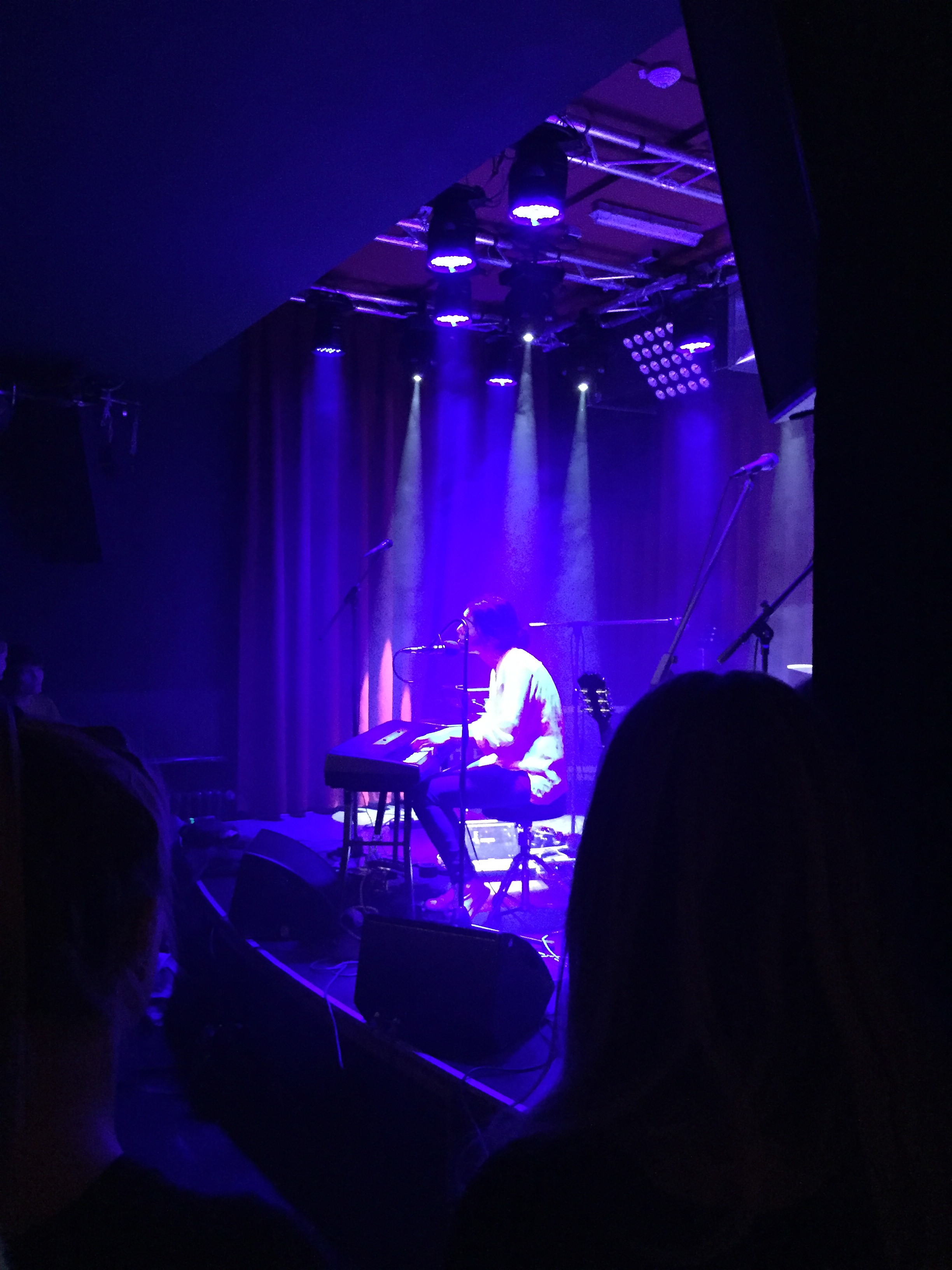 Josin @ Privatclub Berlin