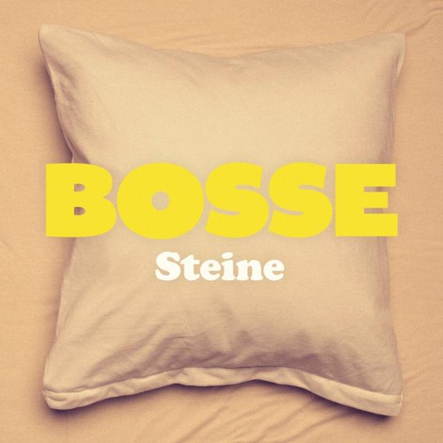 Bosse - Steine