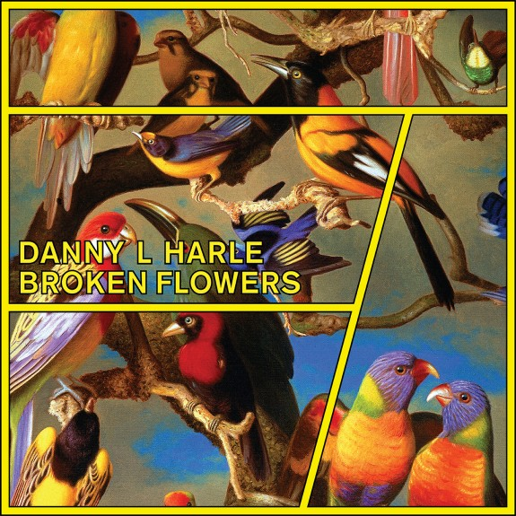 Danny L Harle - Broken Flowers