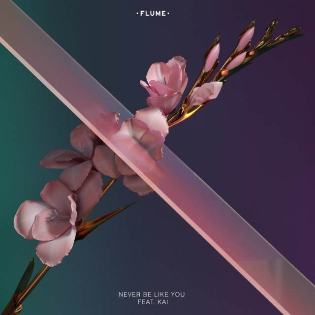 Flume feat. Kai - Never Be Like You