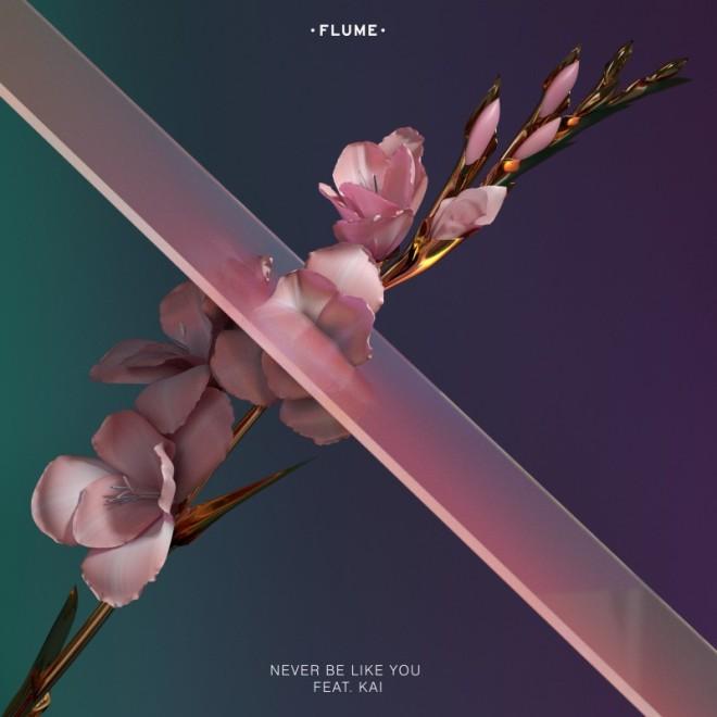 Flume feat. Kai - Never Be Like You