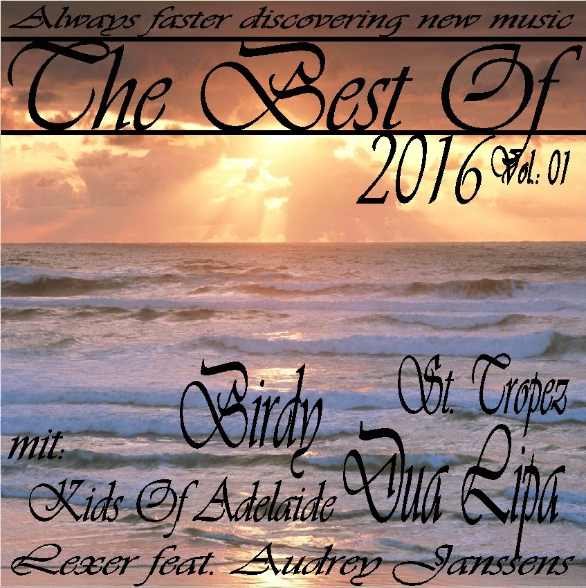 The Best Of 2016 Vol. 01