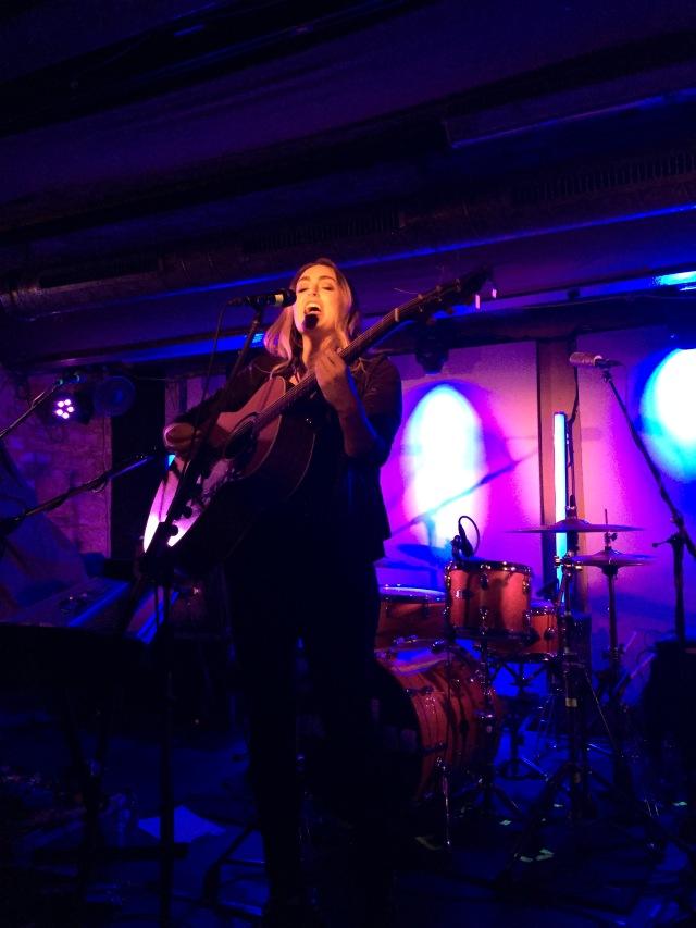 Róisín O @Auster Club Berlin