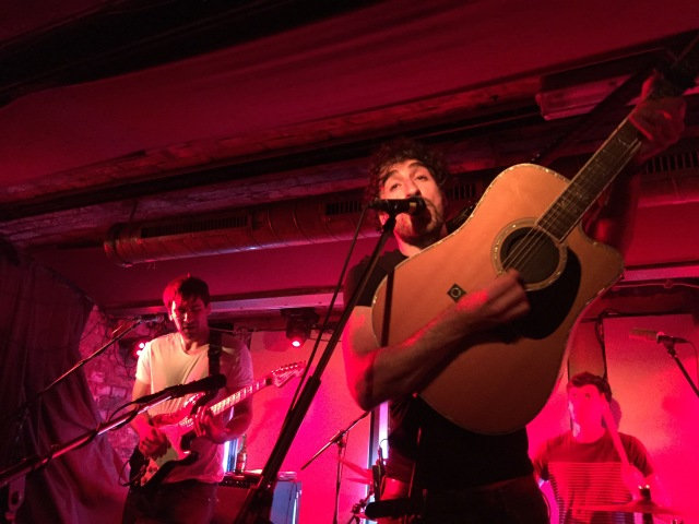 The Coronas @Auster Club Berlin