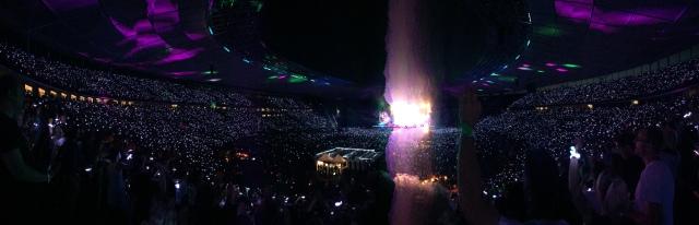 Coldplay @Olympiastadion Berlin