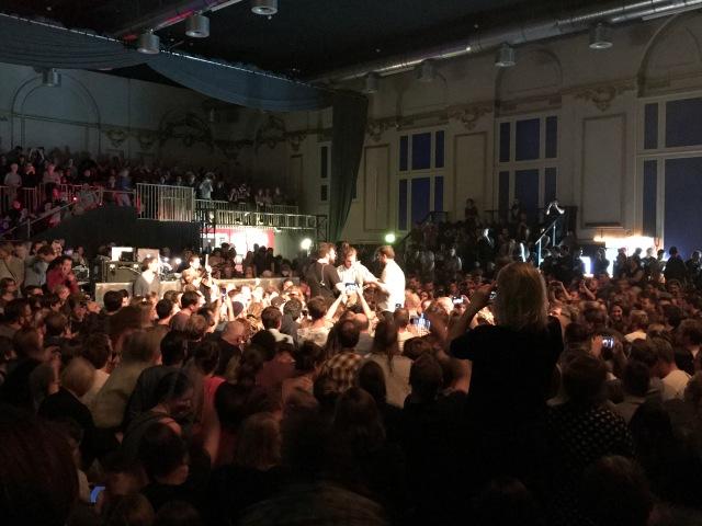 Bear's Den @Huxley's Neue Welt Berlin