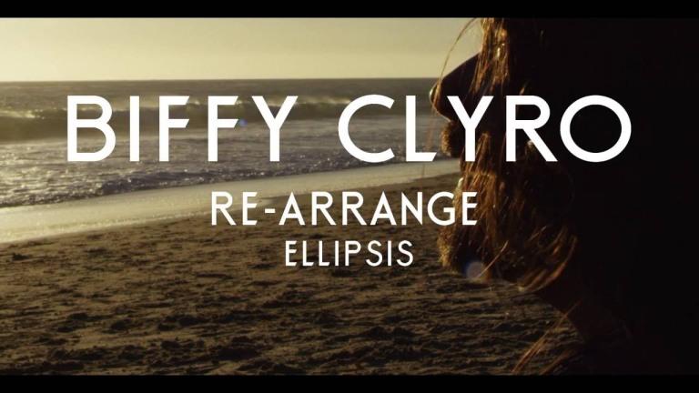 Biffy Clyro - Re-Arrange