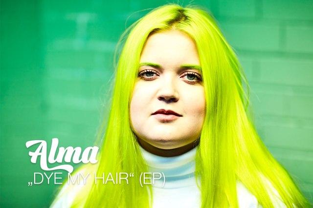 Alma - Dye My Hair