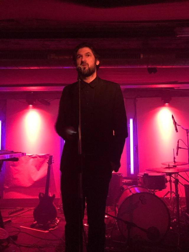Ricardo Domeneck @Auster Club Berlin
