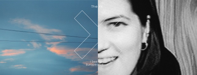 The xx - I See You - European Tour www.soundtrack-of-my-life.com