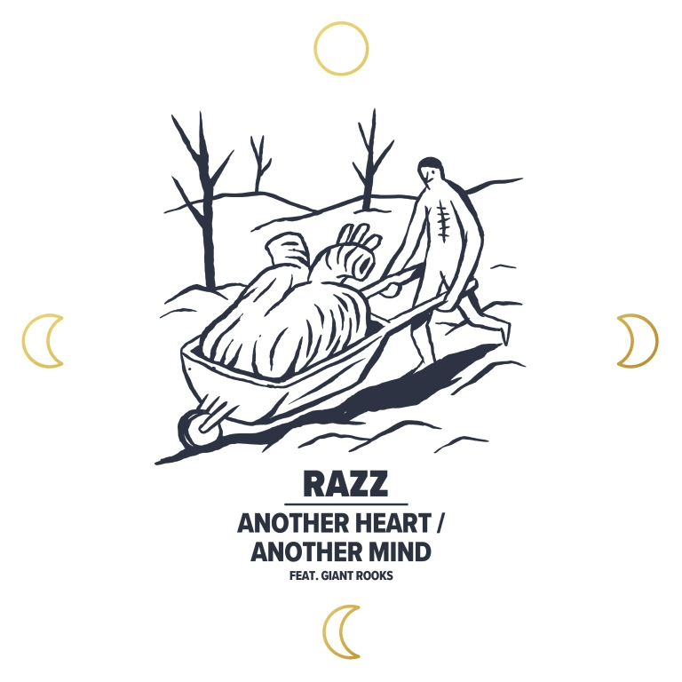 RAZZ feat. Giant Rooks - Another Heart/Another Mind