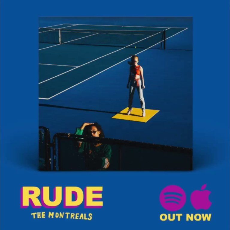 The Montreals - Rude
