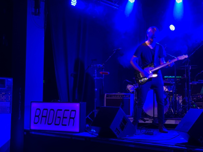 Badger @Frannz Club. www.soundtrack-of-my-life.com