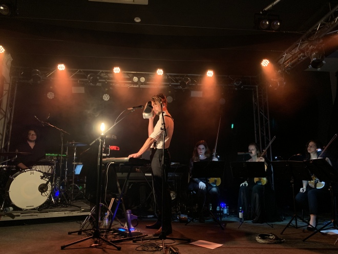 Felix Räuber @Frannz Club www.soundtrack-of-my-life.com