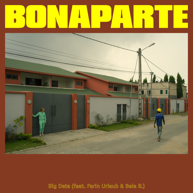 Bonaparte feat. Farin Urlaub & Bela B - Big Data