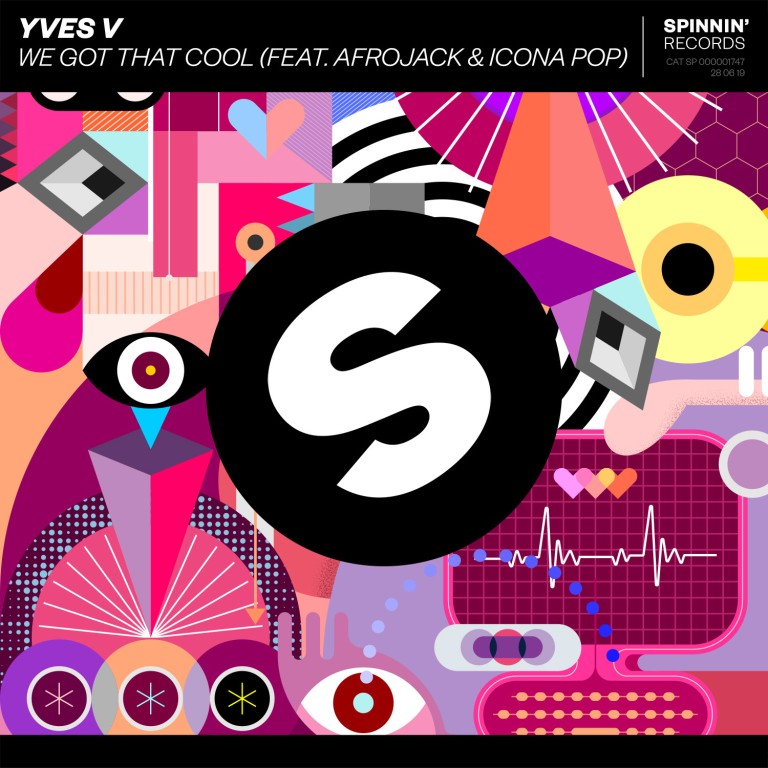 Yves V feat. Afrojack & Icona Pop - We Got That Cool