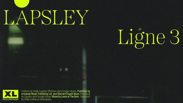 Låpsley - Ligne 3