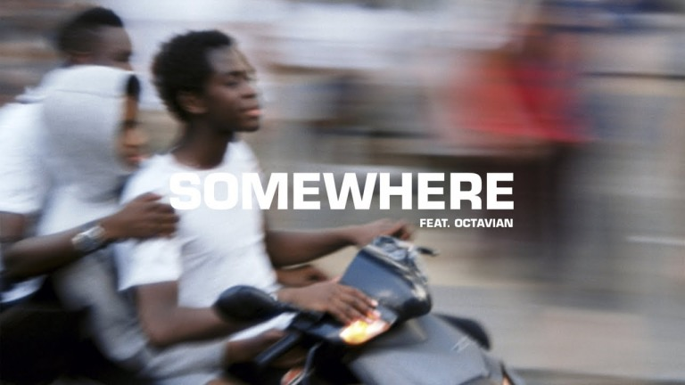 The Blaze feat. Octavian - Somewhere