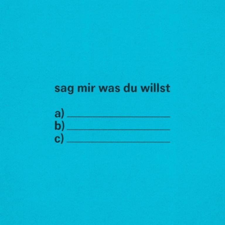 Clueso - Sag Mir Was Du Willst
