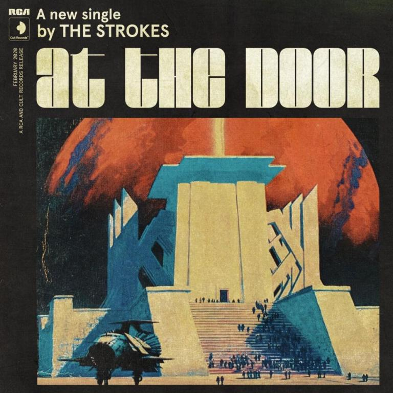 The Strokes - At The Door