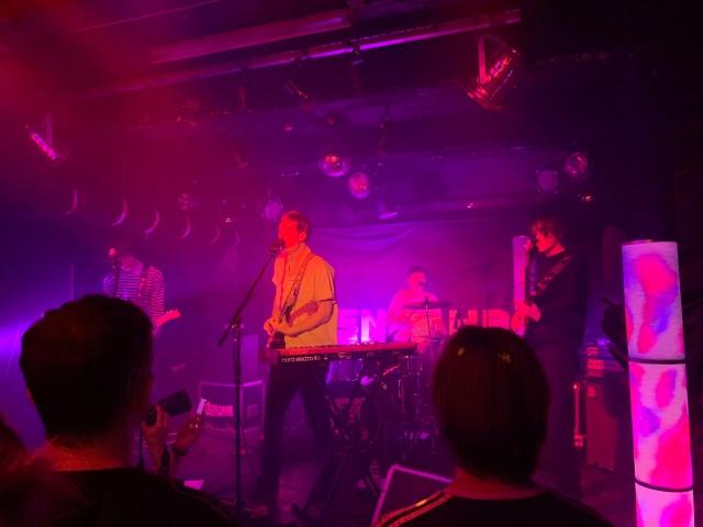 Gengahr - live@Maze Club Berlin