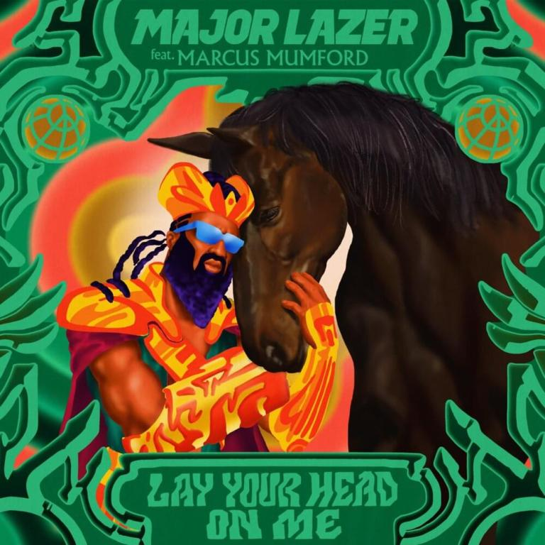 Major Lazer feat. Marcus Mumford - Lay Your Head On Me
