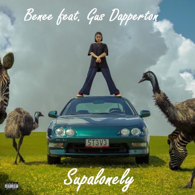 BENEE feat. Gus Dapperton - Superlonely