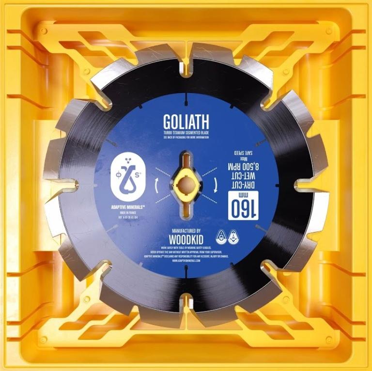 Woodkid - Goliath