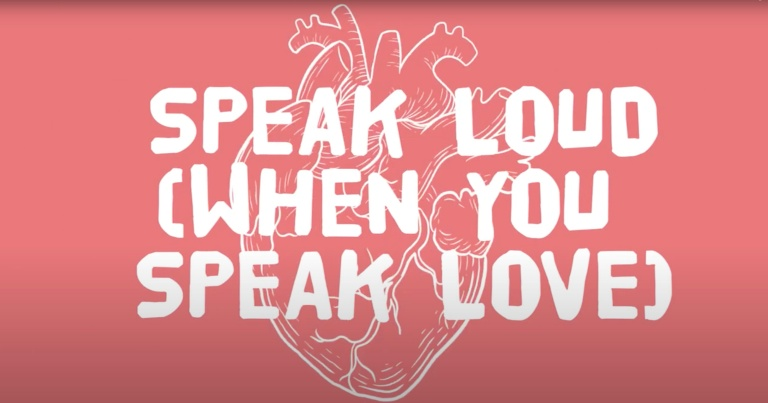 Backseat - Speak Loud (When You Speak Love)