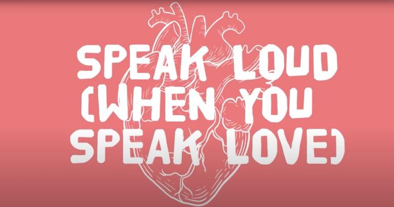 Backseat - Speak Loud (When You Speak Love)